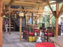 Jamu Lodge - Restaurant