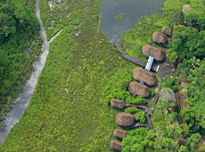 Luxury Kapawi Lodges
