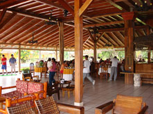 Misahualli Lodge - Restaurant