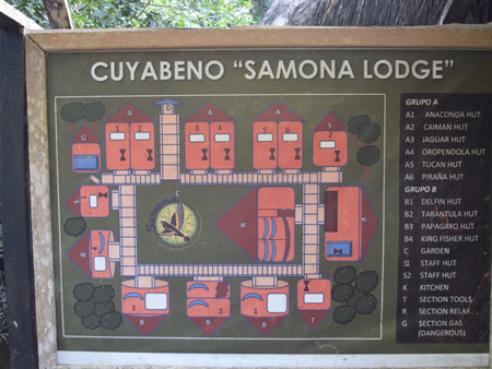 Samona Lodge - Overview
