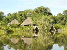 First Class - La Selva Lodge