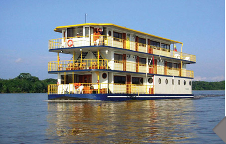 Amazon Rainforest Cruises