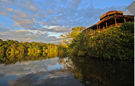 Luxury Class Amazon Jungle Hotels